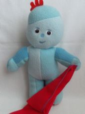 Adorable Big My 1st 'Igglepiggle & his Red Blanket' Plush Toy